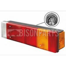 MAN F2000, L2000 & M2000 REAR COMBINATION LAMP FITS RH & LH
