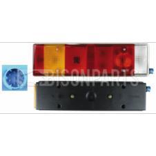 DAF, MAN & RENAULT REAR COMBINATION LAMP PASSENGER SIDE LH