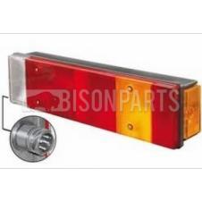 DAF, MAN & RENAULT REAR COMBINATION LAMP C/W ALARM DRIVER SIDE RH