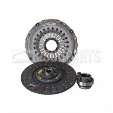 MAN L2000, M2000, TG SERIES 3 PEICE CLUTCH ASSEMBLY 395MM