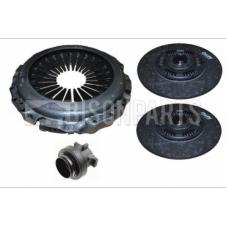 MAN TGA, TGS & TGX 2000-2013 TWIN PLATE CLUTCH ASSEMBLY 400MM