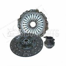 MAN TGA, TGL & TGM 2000-2013 3 PIECE CLUTCH ASSEMBLY 395MM
