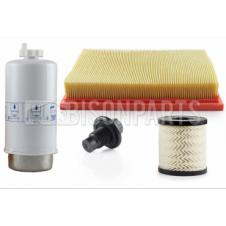 FORD TRANSIT 2006-2012 2.4 TDCI ENGINE FWD FILTER SERVICE KIT (AIR, OIL, FUEL FILTERS & OIL SUMP PLUG)
