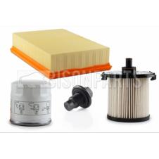 FORD TRANSIT MK7 2012-2014 MK8 2012 ONWARDS 2.2 TDCI ENGINE RWD FILTER SERVICE KIT (AIR, OIL, FUEL FILTERS & OIL SUMP PLUG)