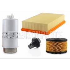 FILTER SERVICE KIT (AIR, OIL, FUEL FILTERS & OIL SUMP PLUG)