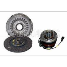 RENAULT KERAX, MAGNUM & PREMIUM 3 PIECE CLUTCH ASSEMBLY & CONCENTRIC BEARING 430MM