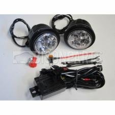 Ford Transit MK8 (2014 -) DRL Daytime Running Lights Kit