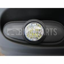 Ford Transit MK6 (2000 - 2006) FRONT LED FOG LAMPS WITH DAY TIME RUNNING LIGHTS RH & LH