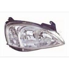 VAUXHALL COMBO (2002-2006) CORSA (2003-2007) HEADLIGHT RIGHT HAND