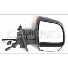 VAUXHALL OPEL COMBO VAN FIAT DOBLO COMPLETE WING MIRROR INCLUDING CABLE AND INDICATOR RH