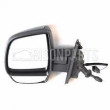 VAUXHALL OPEL COMBO VAN FIAT DOBLO COMPLETE WING MIRROR INCLUDING CABLE AND INDICATOR LH