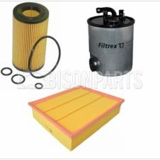 MERCEDES VITO & SPRINTER 1996-2006 FILTER SERVICE KIT