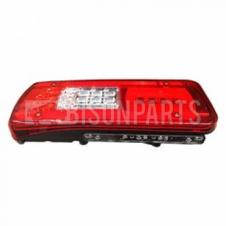 SCANIA G, P & R NEW GENERATION REAR COMBINATION LAMP & NO PLATE LAMP PASSENGER SIDE LH