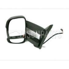 CITROEN, FIAT & PEUGEOT (2006 ONWARDS) LONG ARM MIRROR HEAD PASSENGER SIDE LH