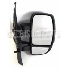 NISSAN NV400 RENAULT MASTER VAUXHALL MOVANO ELECTRIC MIRROR HEAD RH - AMBER INDICATOR LENS
