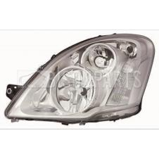 IVECO DAILY 2011-2014 HEADLAMP WITH CLEAR INDICATOR PASSENGER SIDE LH