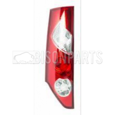 RENAULT KANGOO (09/08-06/13) REAR LAMP FOR TAILGATE MODELS LH