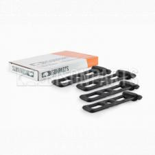 REAR WHEEL WING TOP TIGHTENING STRAP (PKT 4)