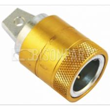 TRAILER AIR LINE MALE C COUPLING BLANKING SOCKET
