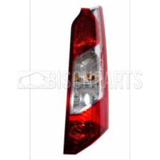 FORD TRANSIT CONNECT MK4 2014 ONWARDS PANEL VAN REAR COMBINATION LAMP LENS RH/OS (WITHOUT BULB HOLDER)
