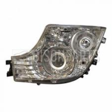 MERCEDES ACTROS 2013 ONWARDS XENON HEADLAMP PASSENGER SIDE LH