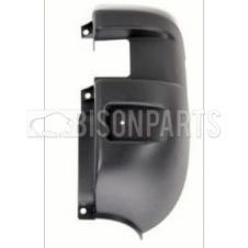 IVECO DAILY REAR BLACK BUMPER CORNER DRIVER SIDE RH