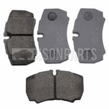 REAR AXLE  BRAKE PAD SET