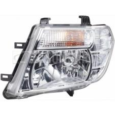 NISSAN NAVARA (03/10-12/16) PATHFINDER (03/10-04/15) HEADLIGHT LH