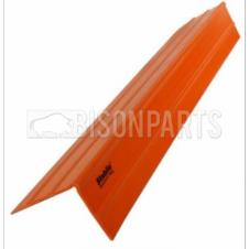 UNIVERSAL PLASTIC BELT PROTECTOR CORNER STRAP GUARD FOR PALLETS (Pack of 1) ORANGE