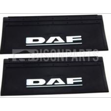MUD FLAP REAR 650X350MM (DAF) X2