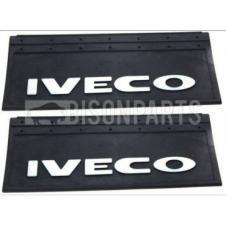 MUD FLAP REAR 650X350MM (IVECO) X2