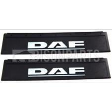MUD FLAP REAR 600X200MM (DAF) X2