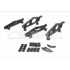 MAN TGA, TGL, TGM & TGS SUNVISOR FITTING KIT