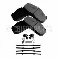 ERF, MAN & RENAULT BRAKE PAD SET & FITTING KIT
