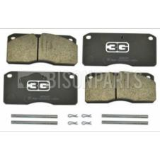 FORD CARGO BRAKE PAD SET & FITTING KIT