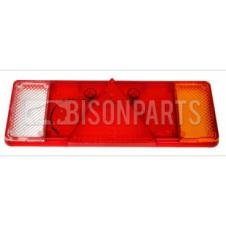 UNIVERSAL TAIL LAMP LENS RH (TO SUIT BP90-204)