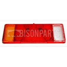 UNIVERSAL TAIL LAMP LENS RH (TO SUIT BP90-202)