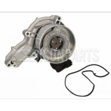 WATER PUMP WITH VISCOUS FAN CLUTCH HUB ASSEMBLY