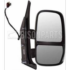 MANUAL MIRROR HEAD DRIVER SIDE RH