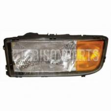 MERCEDES ACTROS MP1 1996-2002 HEADLAMP PASSENGER SIDE LH