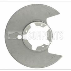 IVECO DAILY REAR AXLE PROTECTIVE PLATE