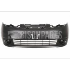 NISSAN NV200 2010 ONWARDS BLACK FRONT BUMPER