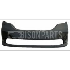 NISSAN NV300 2016 ONWARDS BLACK FRONT BUMPER