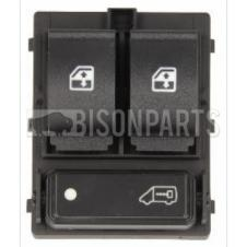CITROEN, FIAT & PEUGEOT WINDOW CONTROL SWITCH PASSENGER SIDE LH