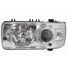 XENON HEADLAMP & INDICATOR PASSENGER SIDE LH