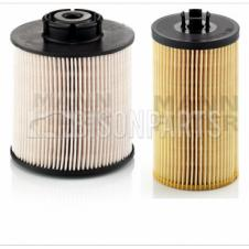 MERCEDES ATEGO & AXOR FUEL & OIL FILTER ELEMENTS