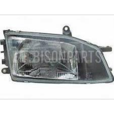 TOYOTA HI-ACE incl. Powervan (1996-2006) MANUAL HEADLIGHT RH
