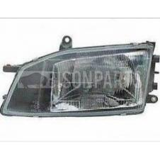 TOYOTA HI-ACE incl. Powervan (1996-2006) MANUAL HEADLIGHT LH