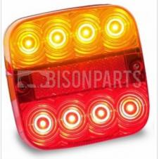 UNIVERSAL REAR COMPACT LED COMBINATION LAMP 12/24 VOLT