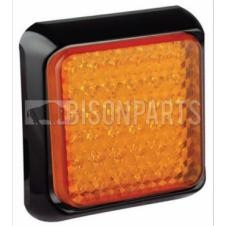 UNIVERSAL REAR INDICATOR LED COMBINATION LAMP 12/24 VOLT